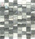Mosaico naturale del marmo della sezione del materiale da costruzione del trapezio