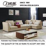 Modernes Schnittgewebe-Sofa mit Armlehne Fb1113