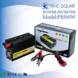 inverseur de fréquence d'onde sinusoïdale d'énergie solaire de 12V 500W
