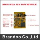 De videorecorder van Quadcopter van de Hommel van Fpv, de ultra Lichte Module van 1CH BR DVR