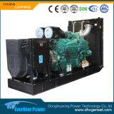 Generatore domestico silenzioso insonorizzato stabilito di generazione diesel di Genset di energia elettrica