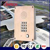 Telefono Kntech Knzd-06 del portello del telefono della prigione del telefono della prigione del telefono di VoIP video