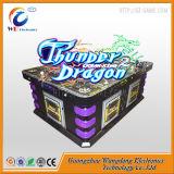 Dragão inglês do trovão do jogo de 8 peixes do caçador da placa da versão do jogador