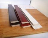 Sockelleisten-Gebrauch für lamellenförmig angeordneten Bodenbelag 2400*60*15mm