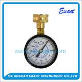 De mechanische maat-Manometer van de Druk voor het Testen van het Water, de Buis van de Bourdon van de Test van het Water