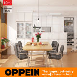 10 het Ontwerp van de Keuken van het Kombuis van de Japans-Stijl van vierkante Meters (OP16-HPL06)