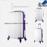 Equipaje de diseño de moda ABS carro de equipaje caja de la PC del hilandero de la carretilla