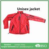 여자를 위한 빨간색 스포츠용 잠바 재킷