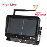 Система камеры монитора цифров беспроволочная для тележек и Trailors