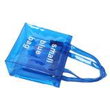 Bolsa Doce-Colorida transparente do PVC de dois tamanhos (A091)