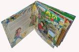 Papel Impreso Pop Up Board Book con Tapa dura