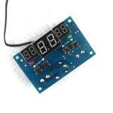 Regolatore intelligente del regolatore di temperatura del termostato di Digitahi del termostato di CC 12V con il sensore W1401 di Ntc