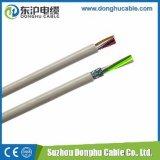Câble et fil isolés par PVC italiens électriques