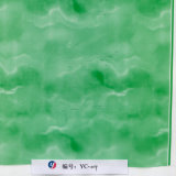 Yc-002 de Marmeren Films van de Druk van de Overdracht van het Water van het Ontwerp van de Barst Yincai