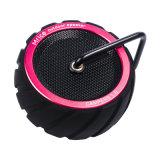 Caixa ao ar livre portátil impermeável ativa do altofalante de Bluetooth no altofalante sem fio