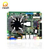 Carte mère encastrée industrielle de dual core encastrée par DDR3