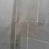 Tela da manta do poliéster com revestimento do plutônio