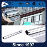 Пленка окна двойного серебряного одностороннего зрения солнечная для здания