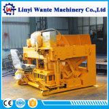 Wt6-30 beweglicher Soild konkreter Ziegelstein/Block, der Maschine für Verkauf herstellt