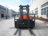 chariot 5.0Ton gerbeur diesel (HH50Z-W1-D, couleur orange)