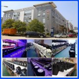 Magischer PUNKT 60W China-LED Träger-bewegliches Hauptlicht