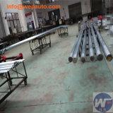 Barre creuse de chrome plaquée par approvisionnement d'usine pour le cylindre hydraulique de levage