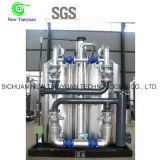 Het moleculaire Drogende Apparaat van de Capaciteit van de Dehydratie 2530nm3/H van de Adsorptie van de Zeef