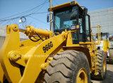 Caricatore usato della rotella del gatto 966g di buona condizione (trattore a cingoli 966 caricatore 950 966g)