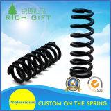 Ressort de compression de bobine de voiture personnalisé pour la suspension de pièces d'automobiles
