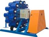 Loses Gefäß-aus optischen Fasernkabel-SZ-Schiffbruch-Zeile für im Freien Faser-Optikkabel-Maschine