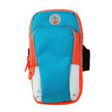 Sport di nylon del sacchetto del sacchetto della manopola della fabbrica su ordinazione di marchio dell'OEM che esegue Armbag
