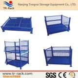 高品質の頑丈なFoldable網のケージか容器