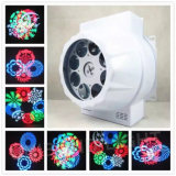 8 Eye Effect Light para luz de natal Party Light Disco Light