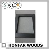 Frame de retrato de madeira branco da foto do presente de Promational para a decoração Home
