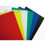 Couverture colorée de PVC Cover/PP de couvertures d'obligatoire d'A4 A3/couverture thermique de Bindind/couverture thermique de Steelback/couverture de Leatherboard/couverture de toile