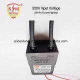 Input des Gasbrenner-/Ofen-Anzünder-elektronischer Zündung-Ring-220V