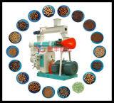 農業の米のムギの殻、綿のわらのための不用な生物燃料のペレタイザー