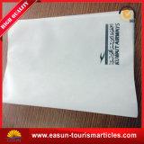Caja de la almohadilla del hotel con diversa insignia del color y del cliente