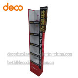 Floor display status Cardboard display shelf Pop display