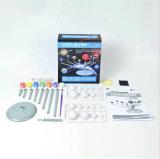 Het kleurrijke Interessante Onderwijs Negen van de Wetenschap ModelSpeelgoed Plante
