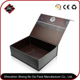 Aufbereiteten materiellen verpackenden Papiergeschenk-Kasten für elektronische Produkte falten