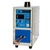 15kVA 220V Электромагнитный индукционный ковочный нагреватель для болтов
