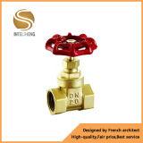 Válvula de porta de bronze de 1 polegada