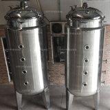 Концентратор вакуума испарителя округлости нержавеющей стали для спирта