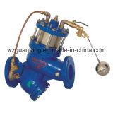 Valvola di galleggiante attuata pistone di controllo livellato del periferico del filtrante (GL98003)