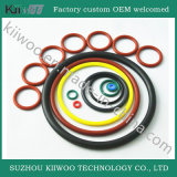China-Fertigung Viton Silikon-Gummi-Ring-Dichtungen