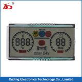 Écran LCD de matrice de points utilisé pour le peseur électronique avec le connecteur de zèbre