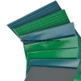 Factory PVC 2.0mm Green Shiny Conveyor Belts