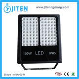 IP65 100W Slimline LED Flut-Licht/Lampe, Philips-Chip-im Freienflutlicht