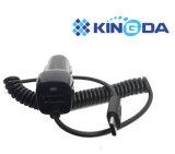 USB는 C 차 충전기, 차량 매우 급속한 차 충전기 USB C 케이블을 타자를 친다